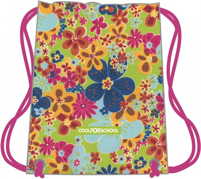 Сумка для обуви Сool For School Spring Разноцветная (CF85750) (4044572857507) - изображение 1