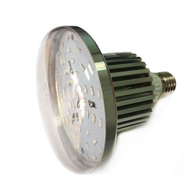 Світлодіодна фіто лампа для рослин Ledmax E27 16Вт - зображення 1