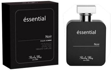 Туалетная вода для мужчин Shirley May Essential Noir 100 мл (6295124023606) - изображение 1
