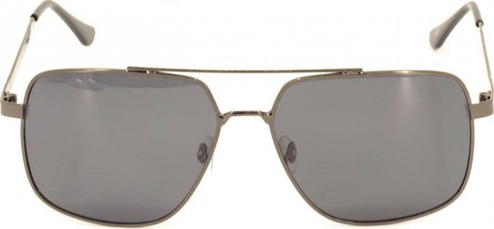 Солнцезащитные очки мужские поляризационные SumWin 1027-02 Серые - изображение 1