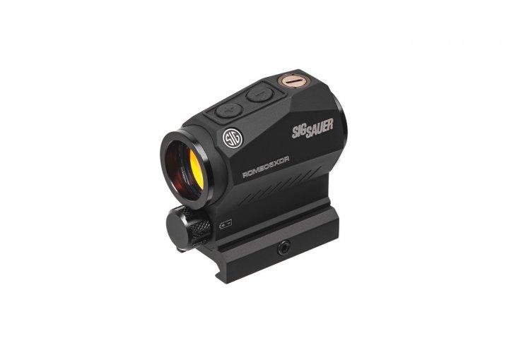 Приціл коліматорний Sig Optics ROMEO 5 XDR COMPACT RED DOT SIGHT - зображення 1