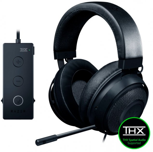 Наушники Razer Kraken Tournament Edition Black (RZ04-02051000-R3M1) - изображение 1