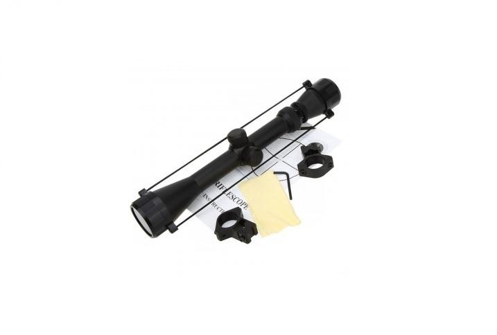 Оптичний приціл Grizzly Riflescope 3-9х40 - зображення 1