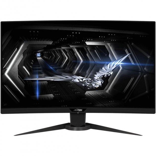 GIGABYTE AORUS CV27Q Gaming Monitor (AORUS CV27Q Gaming Monito) - изображение 1