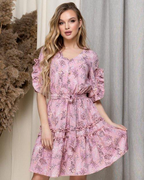 Платье Van Gils 0022 48 Пудра (2000000424118) - изображение 1