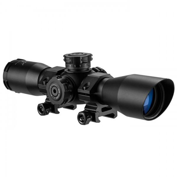 Приціл оптичний Barska Contour 4x32 (Mil Dot IR) - зображення 1