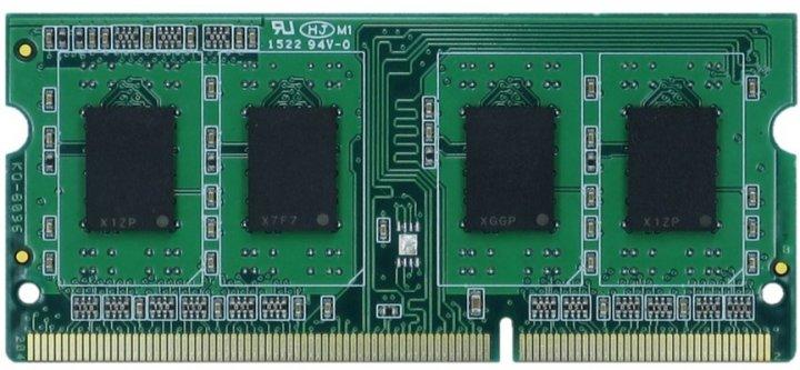 Оперативна пам'ять Exceleram SODIMM DDR3-1333 4096MB PC3-10600 (E30802S) - зображення 1