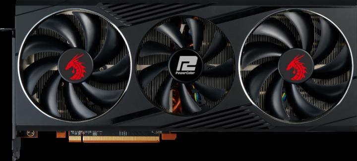 Powercolor PCI-Ex Radeon RX 6800 Red Dragon 16GB GDDR6 (256bit) (2170/16000) (HDMI, 3 x DisplayPort) (AXRX 6800 16GBD6-3DHR/OC) - изображение 1