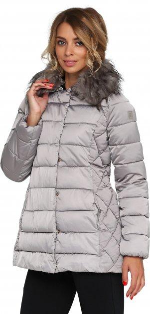 Куртка Champion 110956 48 Серая (8052785899715) - изображение 1