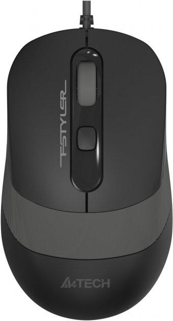 Мышь A4Tech FM10S USB Grey (4711421950169) - изображение 1