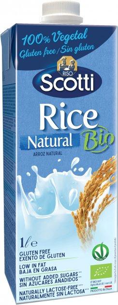 Рисовое молоко Riso Scotti органическое 1 л (8001860810008) - изображение 1