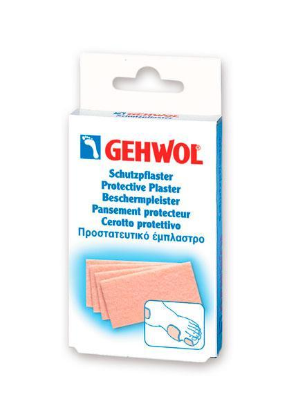 Защитный пластырь Gehwol Schutzpflaster толстый (1*27612/0) - изображение 1