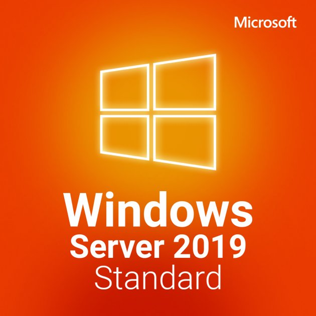 Microsoft Windows Server 2019 Standard 16 Core ОЕМ English (P73-07788) - изображение 1