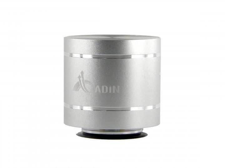 Виброколонка Adin B1BT Silver - изображение 1