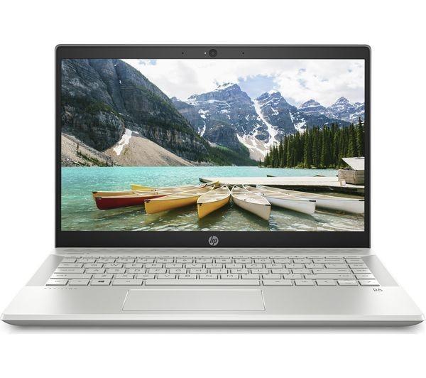 """Ноутбук HP Pavilion 14-ce0xxx   14""""   1366x768   Intel Core i3-8130u   8 Gb DDR4   SSD 128 Гб  Intel UHD Graphics 620   Windows 10   Б/У - зображення 1"""