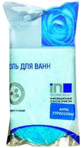 Соль для ванн Сириус Бальзамир Антистрессовая 1000 г (4620002620295) - изображение 1