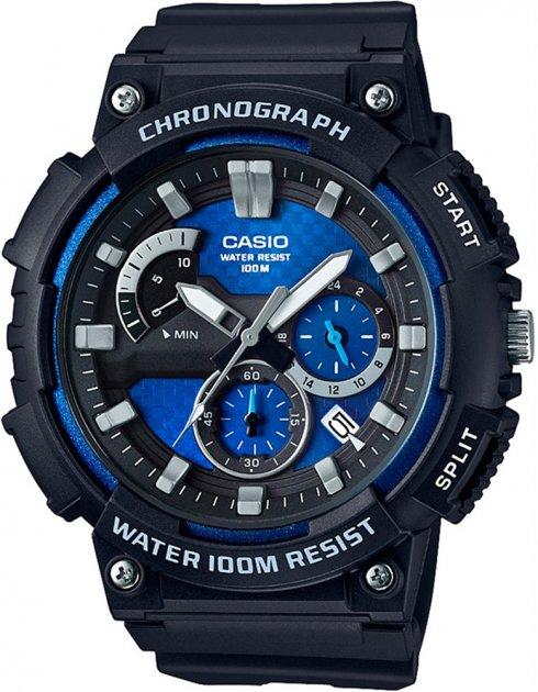 Чоловічий годинник CASIO MCW-200H-2AVEF - зображення 1