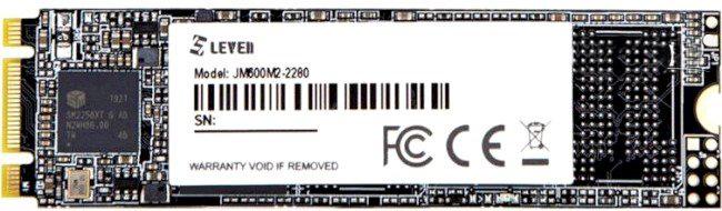 Leven JM600 1TB M.2 2280 SATAIII 3D NAND TLC (JM600M2-22801TB) - зображення 1