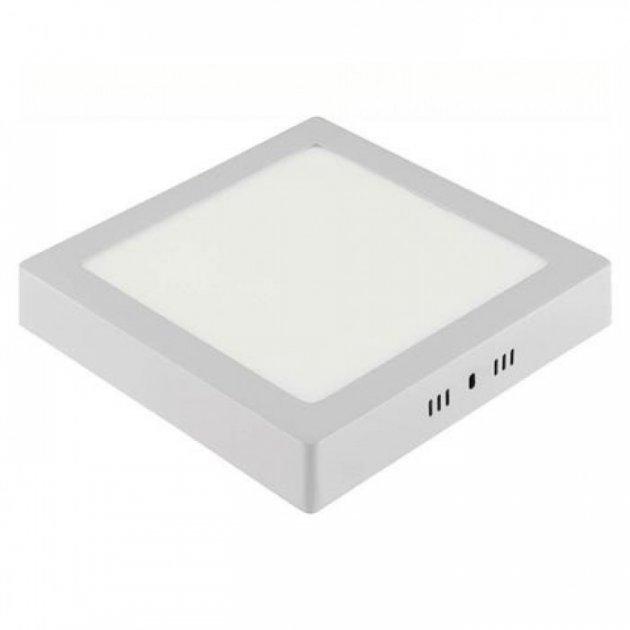 Светильник накладной Horoz Electric ARINA-28 28W 4200К квадратный - зображення 1