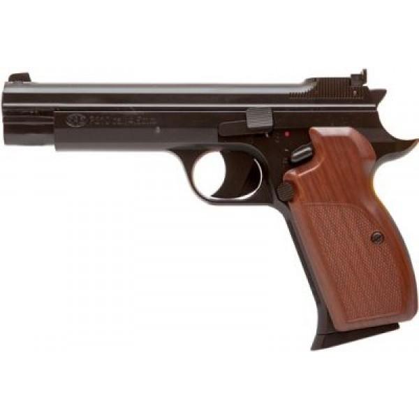 Пистолет пневматический SAS P 210 Blowback! 4,5 мм 120 м/c - зображення 1