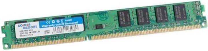 Оперативна пам'ять Golden Memory DDR3-1600 4096MB PC3-12800 (GM16N11/4) - зображення 1