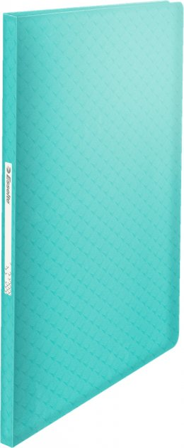 Папка пластиковая Esselte Colour'ice А4 40 файлов PP голубая (626227)