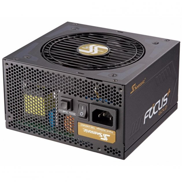Блок живлення Seasonic 750W FOCUS Gold NEW (FOCUS GX-750 (SSR-750FX)) - изображение 1