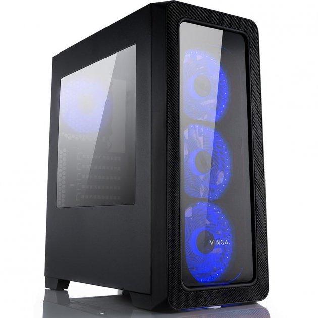 Корпус Vinga CS209B Blue - изображение 1