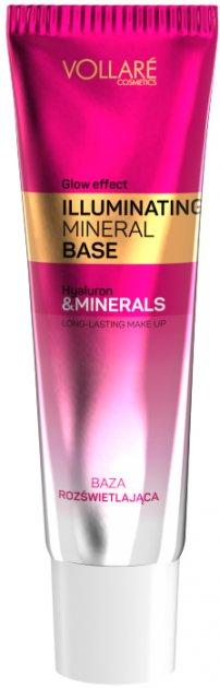 База під макіяж Vollare Cosmetics Матувальна освітлювальна 30 мл (5902026644297) - зображення 1