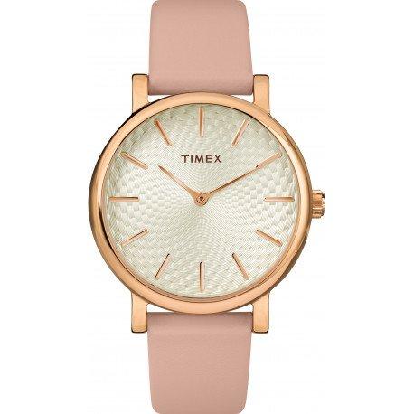 Жіночі годинники Timex METROPOLITAN Tx2r85200 - зображення 1