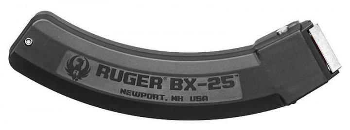 Магазин Ruger 10/22, 77/22 кал.22-LR 25-ти зарядний - зображення 1