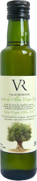Фермерское оливковое масло Valle de Ricote Extra Virgin моносорт Арбекина 250 мл (8437010683114_8437010683176) - изображение 1