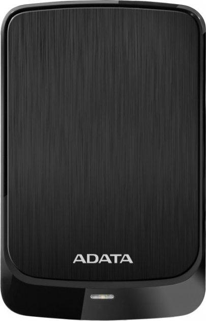 Жорсткий диск ADATA HV320 2TB AHV320-2TU31-CBK 2.5 USB 3.1 External Black - зображення 1