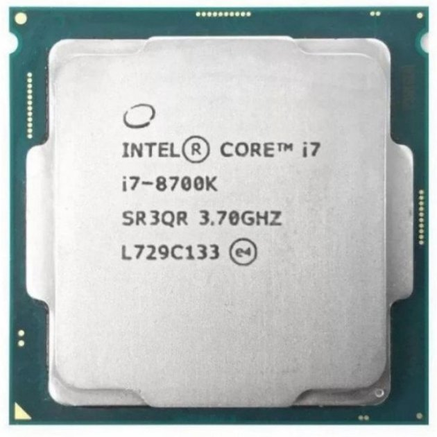 Процесор INTEL Core™ i7 8700K (CM8068403358220) - зображення 1