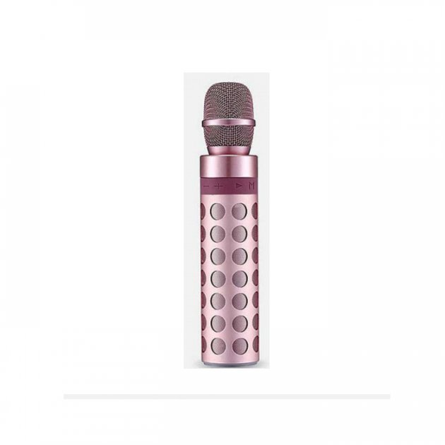 Bluetooth-колонки Semetor Karaoke Wireless Stereo System S 602 Pink - изображение 1