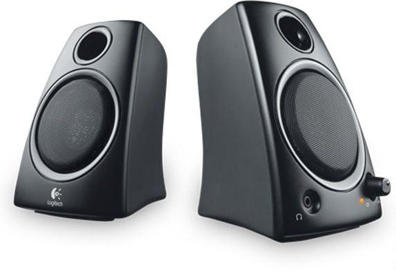 Колонки Speakers Logitech 2.0 Z-130 (980-000418) - изображение 1