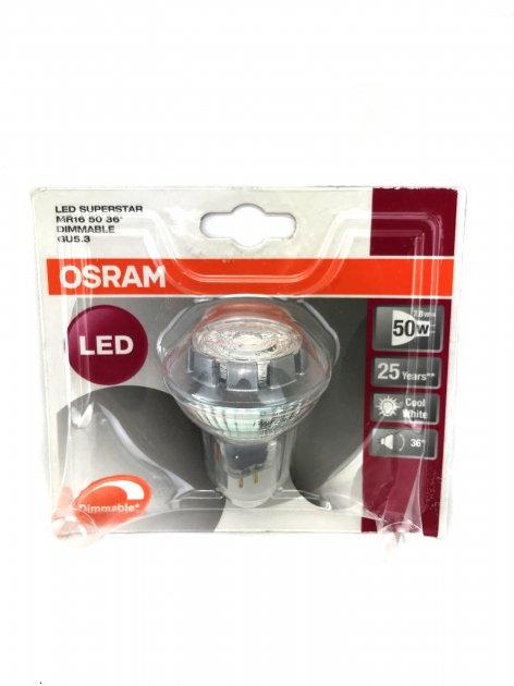 Osram led superstar світло сірий K01-110055 - зображення 1