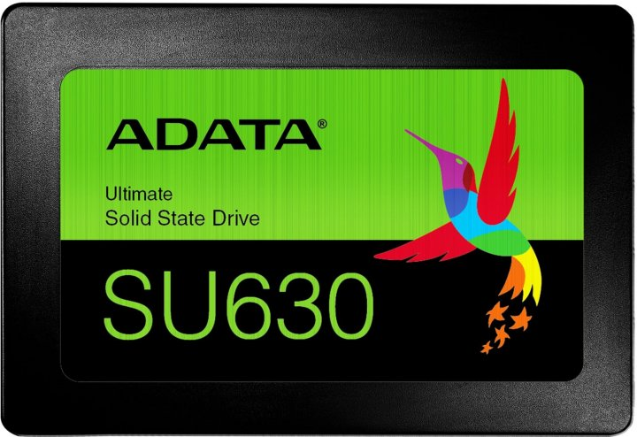 "ADATA Ultimate SU630 240GB 2.5"" SATA III 3D NAND QLC (ASU630SS-240GQ-R) - изображение 1"
