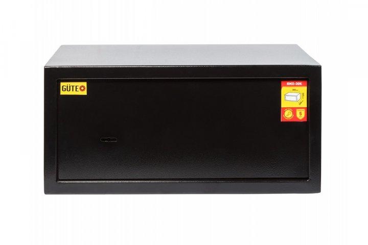 Офисный сейф GUTE ЯМХ 35К Черный (07028) - изображение 1