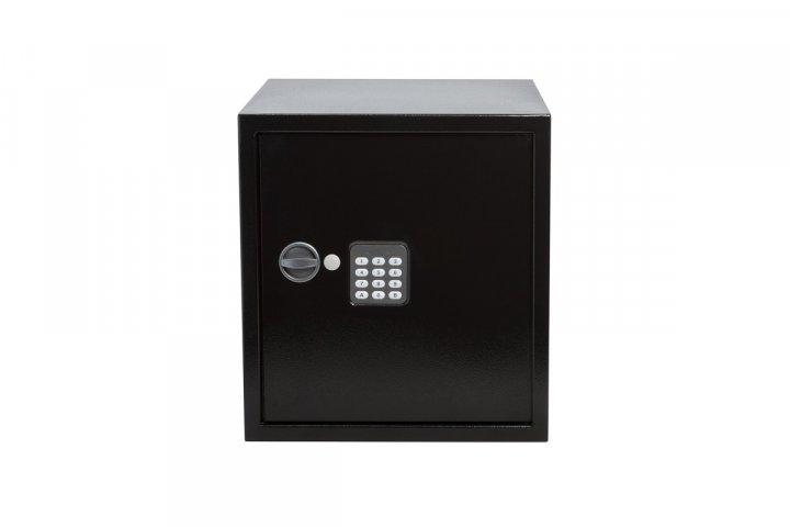 Офисный сейф GUTE ЯМХ 36Е Черный (070217) - изображение 1