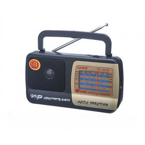 Радиоприемник KIPO KB-408AC - изображение 1