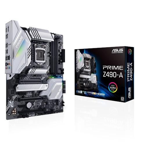 Материнська плата Asus Prime Z490-A Socket 1200 - зображення 1