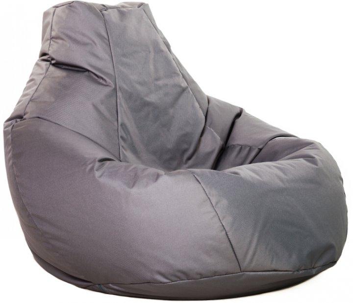 Кресло-груша KM Vespa Grey (KZ-19) - изображение 1