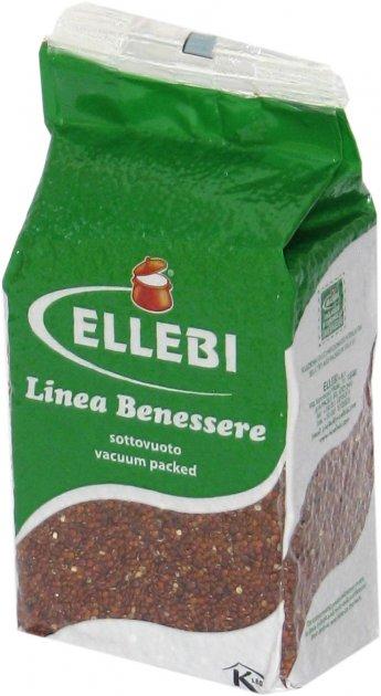Крупа киноа Ellebi красная 450 г (8008105201928) - изображение 1