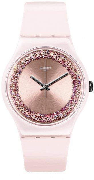 Женские часы SWATCH PINKSPARKLES SUOP110 - изображение 1