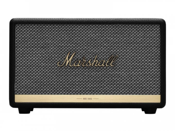 Портативна акустика Marshall Louder Speaker Stanmore II Bluetooth Black (1001902) - зображення 1