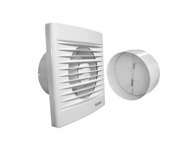 Вытяжной вентилятор Dospel STYL 120 S-P (007-0003PR) - изображение 1
