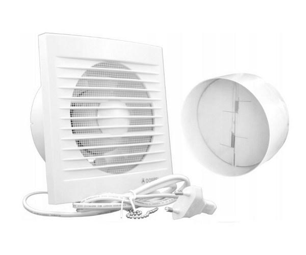 Вытяжной вентилятор Dospel STYL 120 WP-P (007-0004PR) - изображение 1