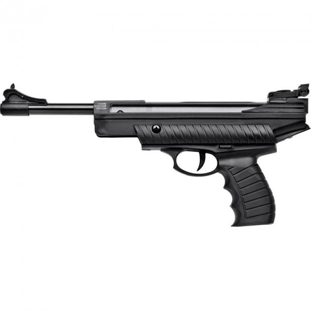 Пістолет пневматичний Webley Typhoon 4,5 мм 4,8 J (2370.21.86) - зображення 1