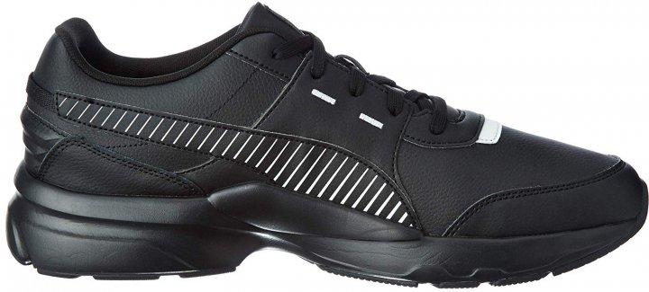 Кроссовки Puma Future Runner L 36963501 41 (7.5) 26.5 см Черные (4060978957276) - изображение 1
